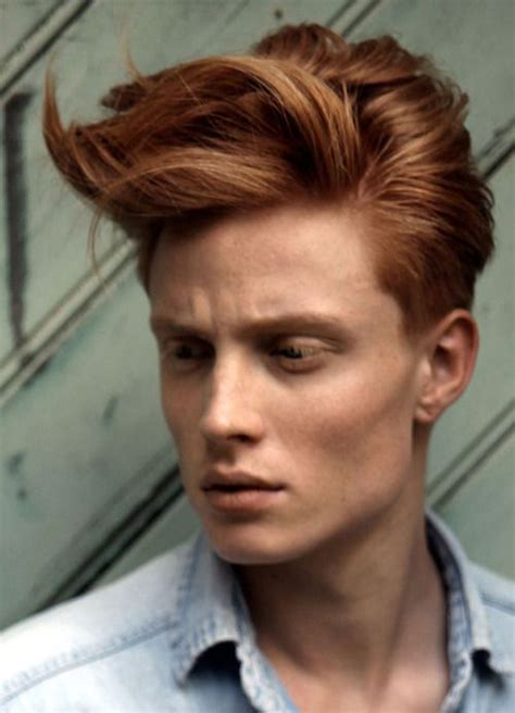 hairstyles for a redhead boy haircuts and hairstyles for redhead men epic guide with