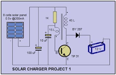 cara membuat powerbank dari panel surya cara membuat pembangkit listrik tenaga surya sederhana