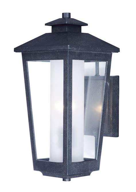 maxim outdoor lighting aberdeen 1 light outdoor wall outdoor maxim lighting