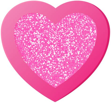 pink heart decorative clipart gallery yopriceville