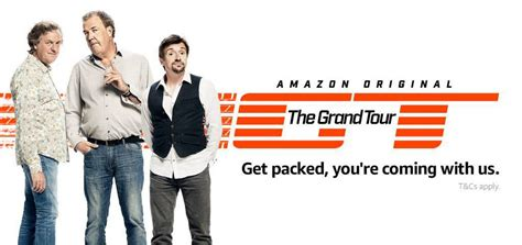 amazon grand tour amazon prime video i the grand tour już w grudniu w polsce