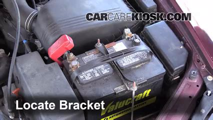 1996 Toyota Corolla Battery Battery Replacement 1992 1996 Toyota Camry 1995 Toyota