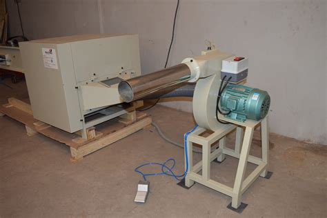 Fiber Pillow Filling Machine by Polyester Fiber Opening Blowing Filling