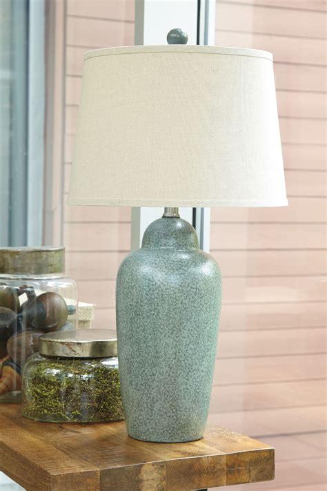 ceramic light table l style 9m972 green ceramic table l l100254 furniture
