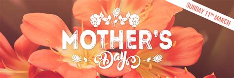 Uk Mothers Day 2018 S Day At Racks