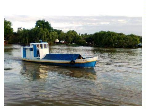 catamaran en venta en argentina chata isle 241 a en buenos aires barcos a motor de ocasi 243 n