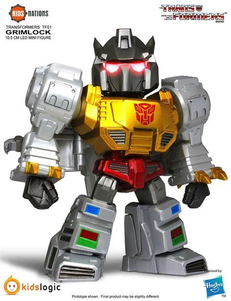 Bumblebee Transformers G1 Logic Mini Deformed キッズロジック社のtfディフォルメフィギュア5体セットと限定品 トランスフォーマー新着情報ブログ