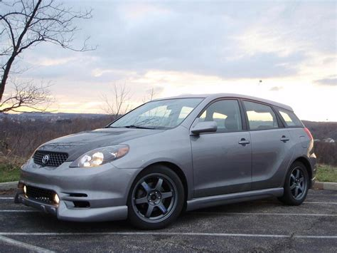 Toyota Matrix Xrs 2003 2003 Toyota Matrix Xrs 1 4 Mile Drag Racing Timeslip Specs