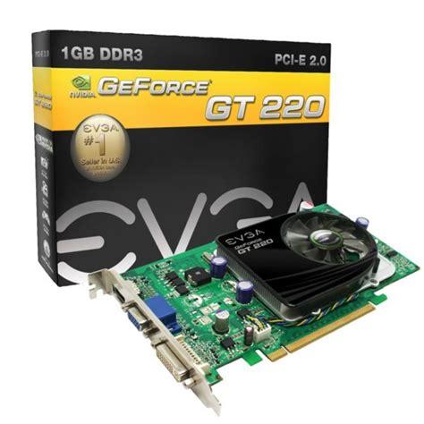 Vga Card Nvidia Geforce Gt 220 evga nvidia geforce gt 220 pci express card the