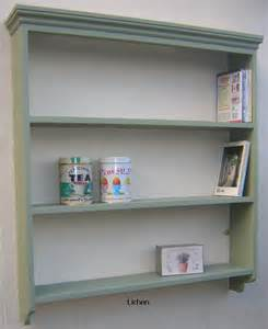 open wall shelves painted pine wall unit 3 shelf with open back pine