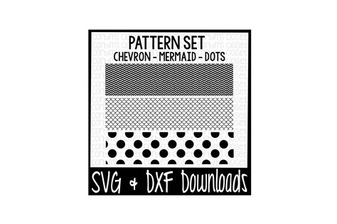 chevron pattern svg file chevron svg mermaid svg polka dot s design bundles