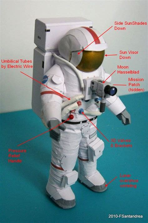Papercraft Models For Beginners - 84 best images about paper craft on astronauts