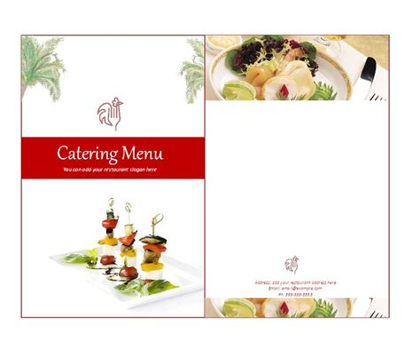 printable menu templates 30 restaurant menu templates designs template lab