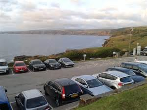 car park at port isaac 169 rob purvis geograph britain