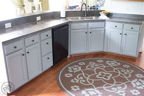 Budget Friendly Kitchen Cabinets Budget Friendly Cabinet Makeover The Diy
