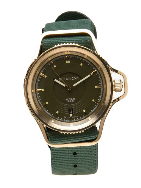 givenchy seventeen in green lyst