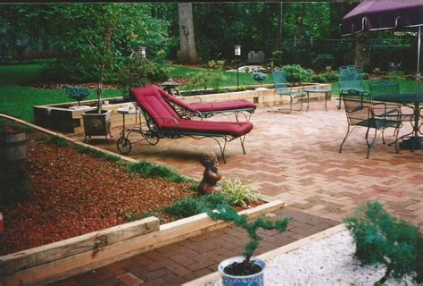 Standing Planters For Patios by Walkways Patios Welcome To Brady Landscapes