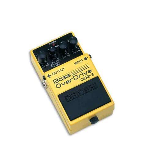 Harga Odb 3 Bass Overdrive pedal odb 3 bass overdrive