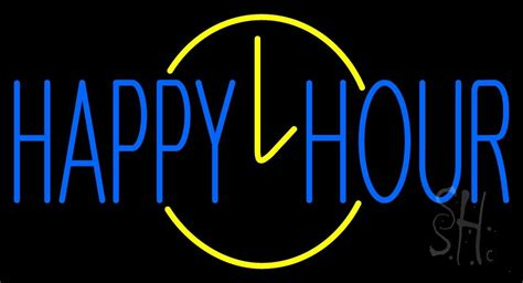 happy hour sign template happy hour neon sign happy hour neon signs every thing