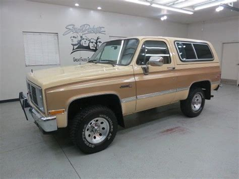 gmc jimmy 1988 1988 gmc jimmy with 50k on ebay gm authority