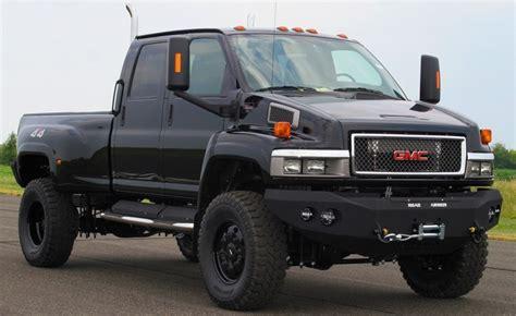gmc truck gmc topkick c4500 a big truck