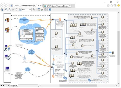 microsoft visio viewer windows admin center the free microsoft visio