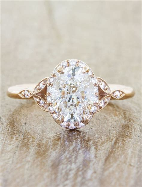 Gorgeous Vintage 5 Engagement Ring In Yellow by 25 Best Ideas About Vintage Engagement Rings On