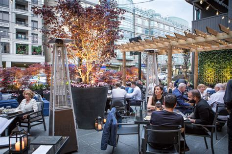 Patio Restaurants Toronto by The Top 10 Patios In Yorkville