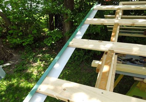 building  shed metal roofing