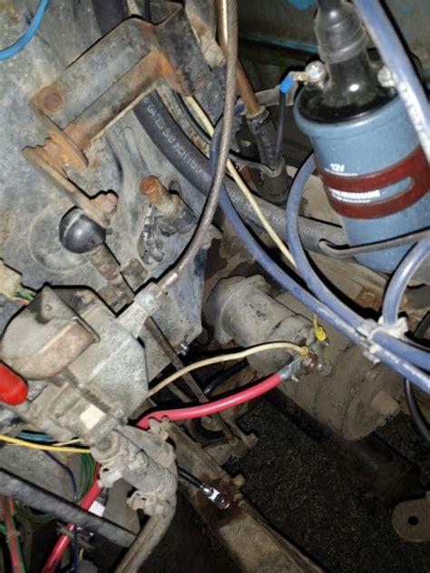 fj40 starter wiring 19 wiring diagram images wiring