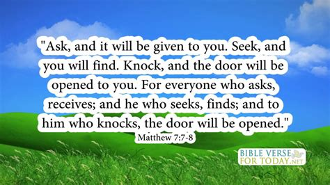 Tagalog Wedding Bible Verses by Uplifting Bible Verses Matthew 7 7 8 Bible Verse