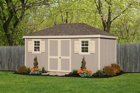 hip roof barn photos hip roof sheds from riehl quality storage barns pa
