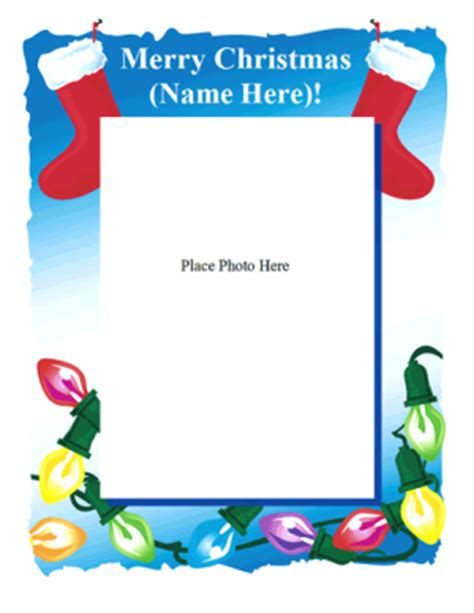 free christmas newsletters templates new calendar