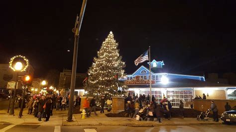 images of city center christmas tree lighting christmas