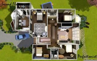 mod the sims 5 bedroom european style house ts3