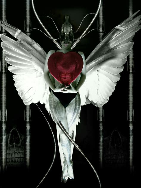 images of love death angel of love and death by wildtimez on deviantart