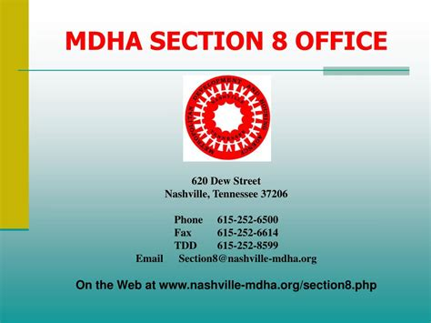 nashville mdha section 8 ppt housing choice voucher section 8 participant