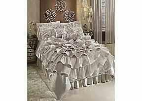 bejeweled romance bedding from midnight velvet catalog