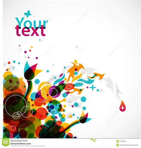 funky designs funky graphic design stock image image 16703271