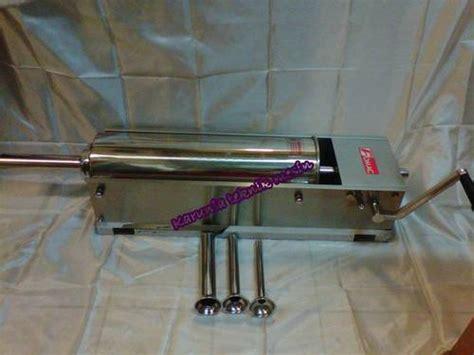 Mesin Pembuat Sosis Manual Ssf Sv7 dinomarket 174 pasardino mesin pencetak dan pemanggang sosis