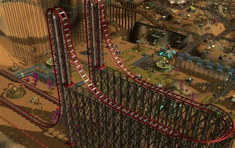 cool coasters how to build a cool roller coaster on roller coaster tycoon