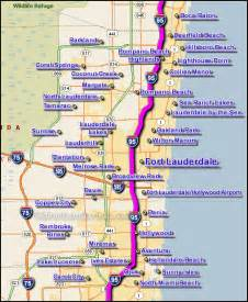 ft map i 95 fort lauderdale traffic maps and road conditions