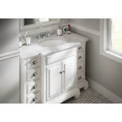 allen and roth bathroom vanities shop allen roth vanover white undermount single sink