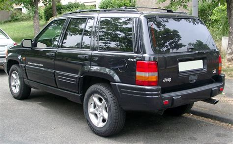 jeep grand cherokee back file jeep grand cherokee rear 20080703 jpg wikimedia commons