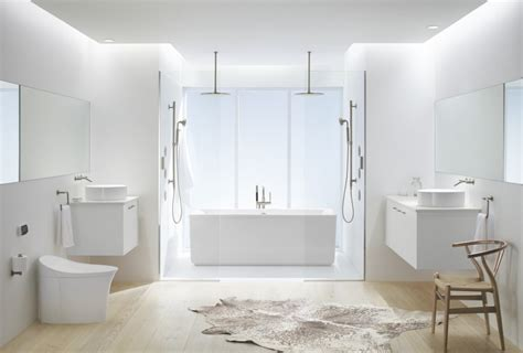 kohler bathroom ideas pure white bathroom kohler ideas