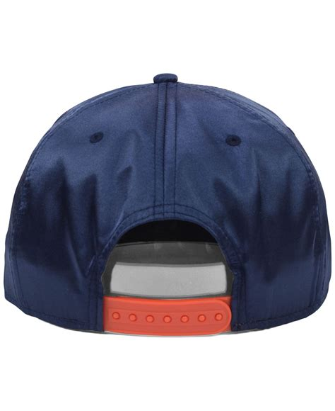 Snapback Hat Fred Ferry Chinays Fashion Ktz Chicago Bears Satin A Frame 9fifty Snapback Cap In