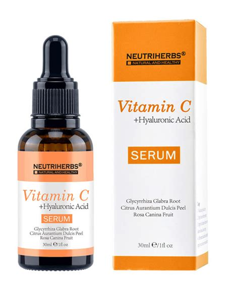 Serum Vit C Rossa best vitamin c serum with hyaluronic acid serum