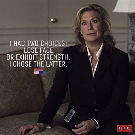 Cathy Durant House Of Cards by House Of Cards Mrs Durant Pav 233 Quot Quotes Quot