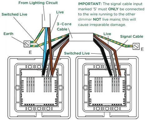 wire  light switch downlightscouk