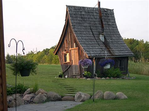 Fairytale Cabin by 17 Magical Cottages Taken From A Tale